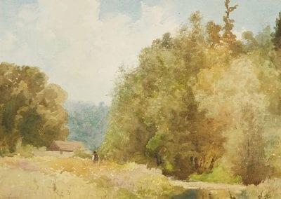 Summer Sketches: Lucius O'Brien and Garett Walker