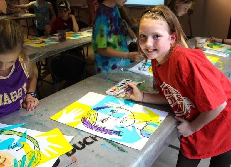 MacLaren Matters, Art in the School: MacLaren VanGo