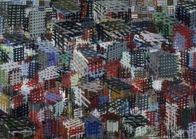 Urban Jewels: Denyse Thomasos' Big Canvases, 1993 – 1999