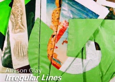 Allyson Clay: Irregular Lines