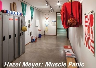 Hazel Meyer: Muscle Panic