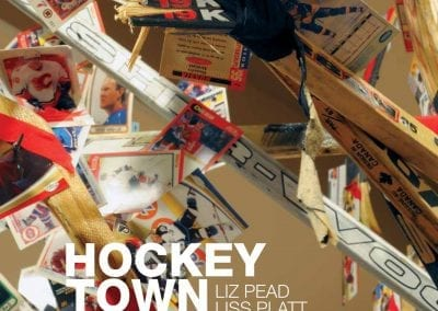 Hockey Town: Liz Pead, Liss Platt and Leah Modigliani