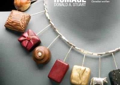 Homage: Necklaces inspired by outstanding Canadian women