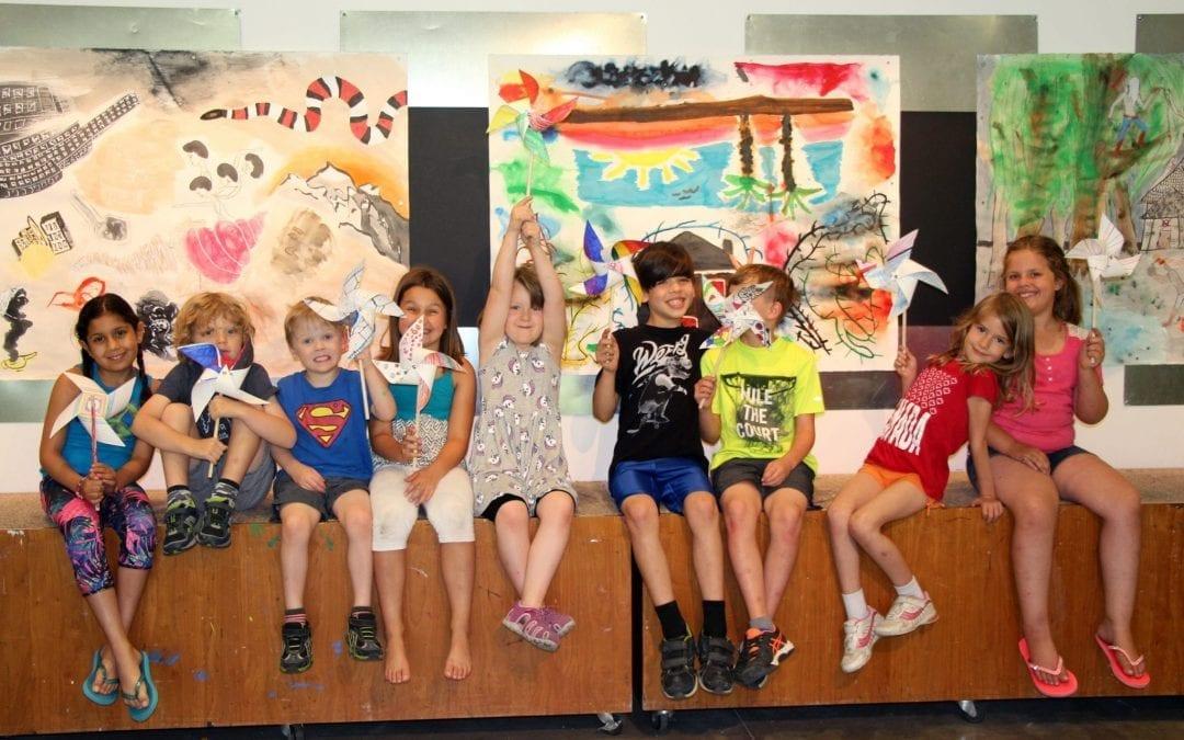 Register for 2018 MacLaren Summer Art Camps