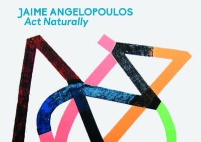 Jaime Angelopoulos: Act Naturally