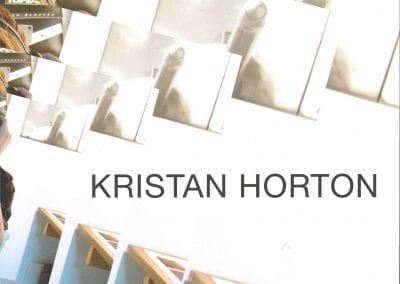 Kristan Horton: A Haptic Portrait of Groping Imagination