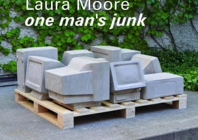 Laura Moore: one man's junk