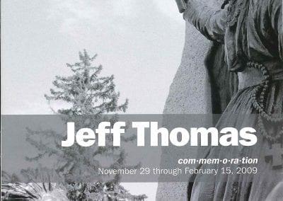 Jeff Thomas: com–mem–o–ra–tion