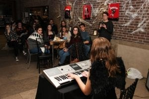 Youth Halloween Coffeehouse 2018