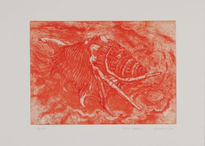 Ann Gilbart, Red Shell, 2004