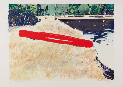 Brian Kelley, Island Canoe H.C., n.d