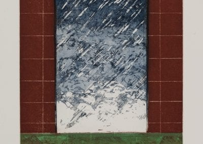Robert Game, Skyscreen #14, 1985