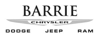 Barrie Chrysler Dodge Jeep Ram logo