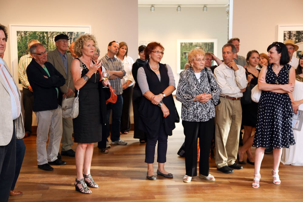 Guided tour of the MacLaren Art Centre