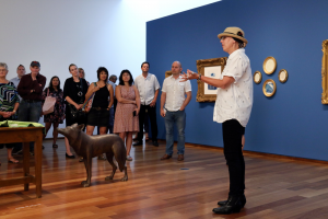 Artist talk with Mary Anne Barkhouse