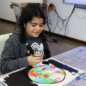 Art Unleashed Camp (ages 6 to 11)