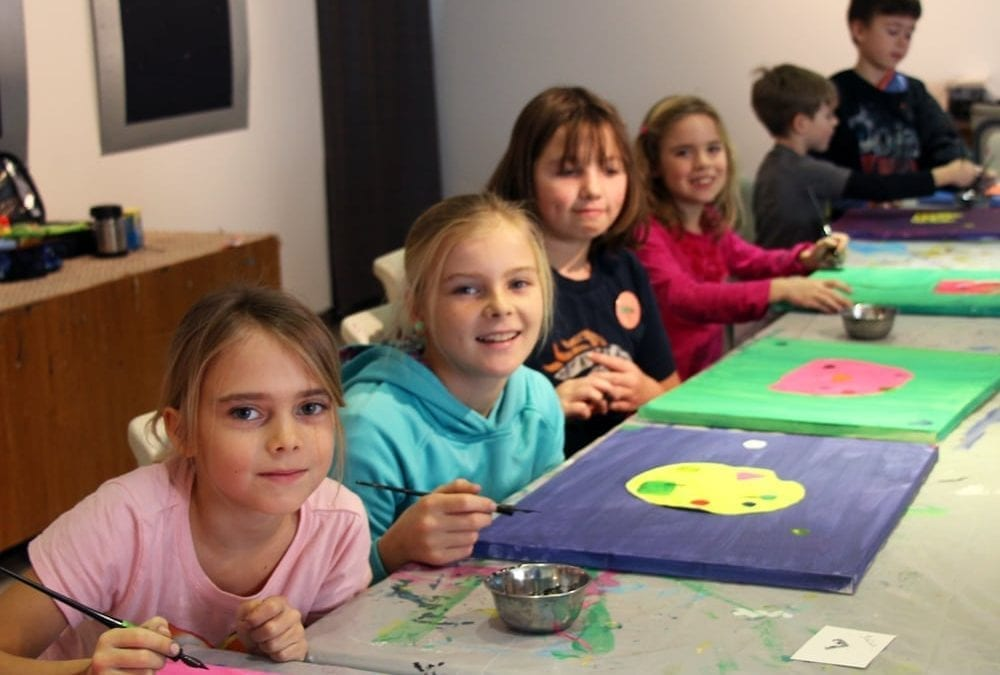 Art Unlimited (ages 6 to 9)
