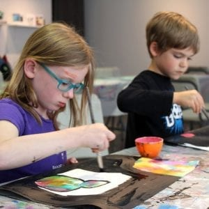 PA Day: Art (UN)BOUND (ages 6 to 11) (SCDSB)