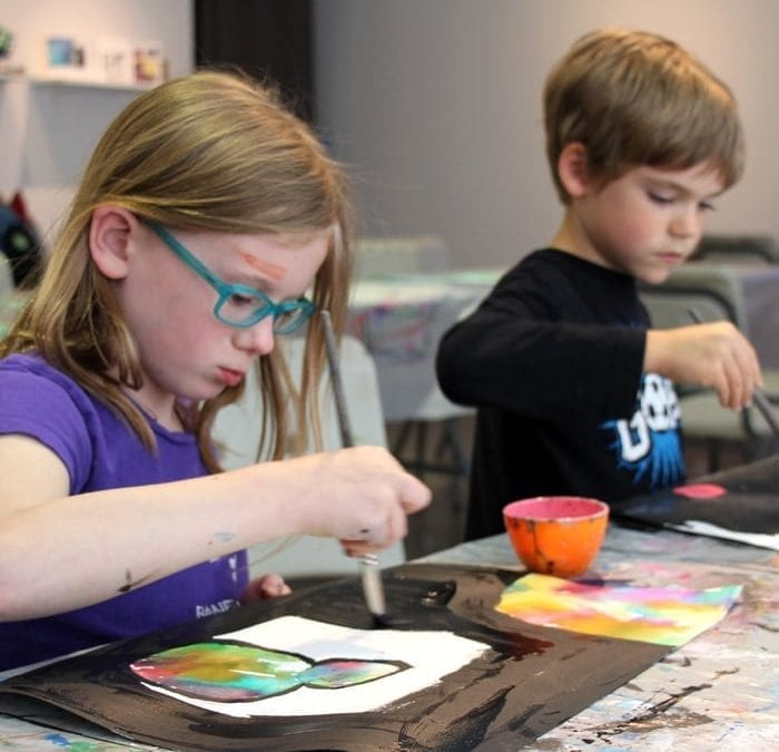 PA Day: Art (UN)BOUND (ages 6 to 11) (SMCDSB)