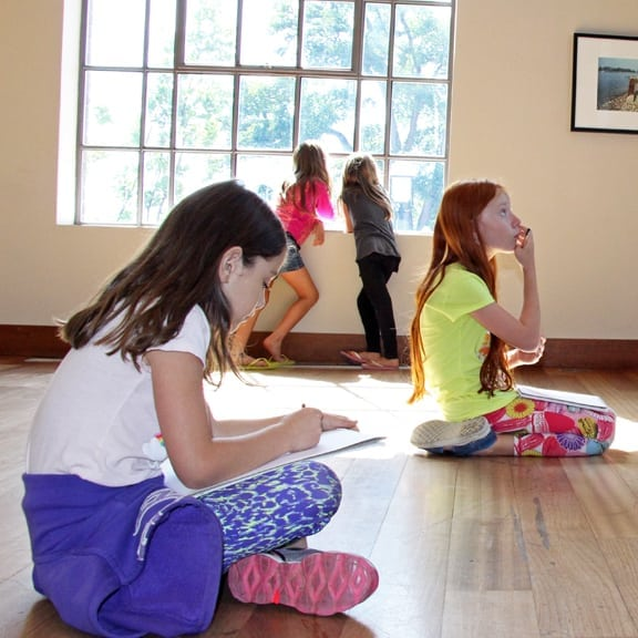 Studio Programme for Homeschoolers (ages 6 to 11)