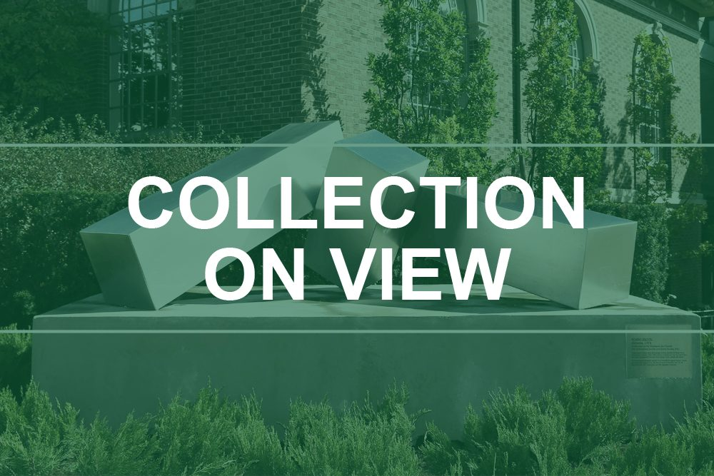 "Button linking to ""Collection on View"" webpage"