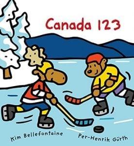 Carnegie Days Storytime: Canada 1, 2, 3