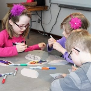 Art & Fantasy Camp (ages 6 to 11)