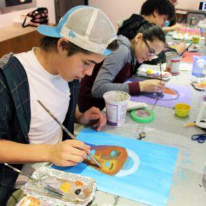 Portfolio Development: Get your Art School Application Ready (Grades 11 & 12)