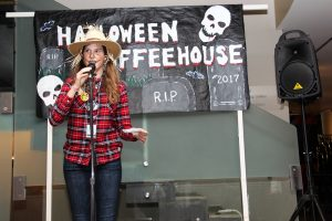 2017 Youth Halloween Coffeehouse