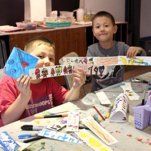 Comic Book Creations (ages 6 to 11) – Cancelled