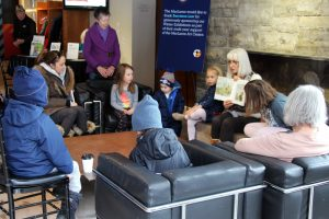 Winterfest – Storytime by the Fire