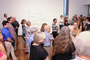 Reception for Summer 2018 Exhibitions