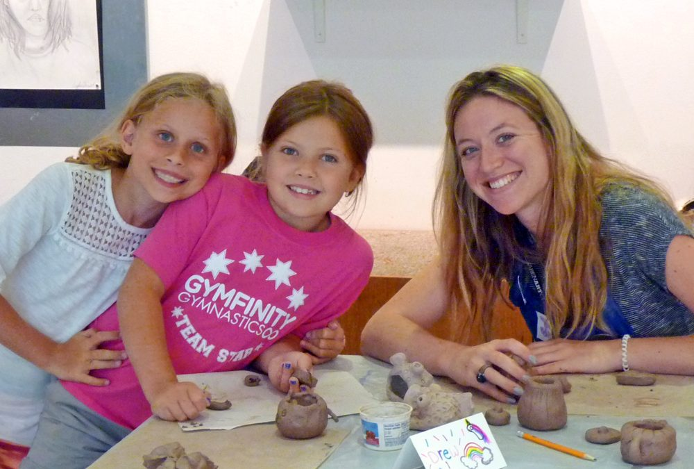 Artful Objects Camp (ages 6 to 9)