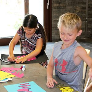 ImagineART Camp (ages 6 to 9) – CANCELLED