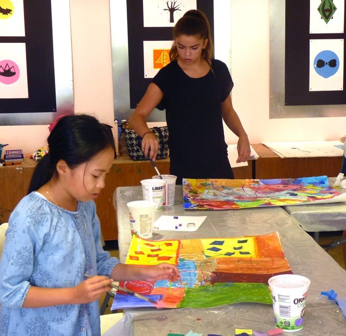 Master Painters Camp (ages 10 to 13)