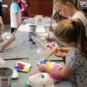 """Play is the thing"" Art Camp (ages 6 to 9)"
