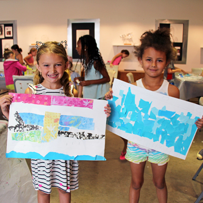 YMCA/MacLaren Art Camps