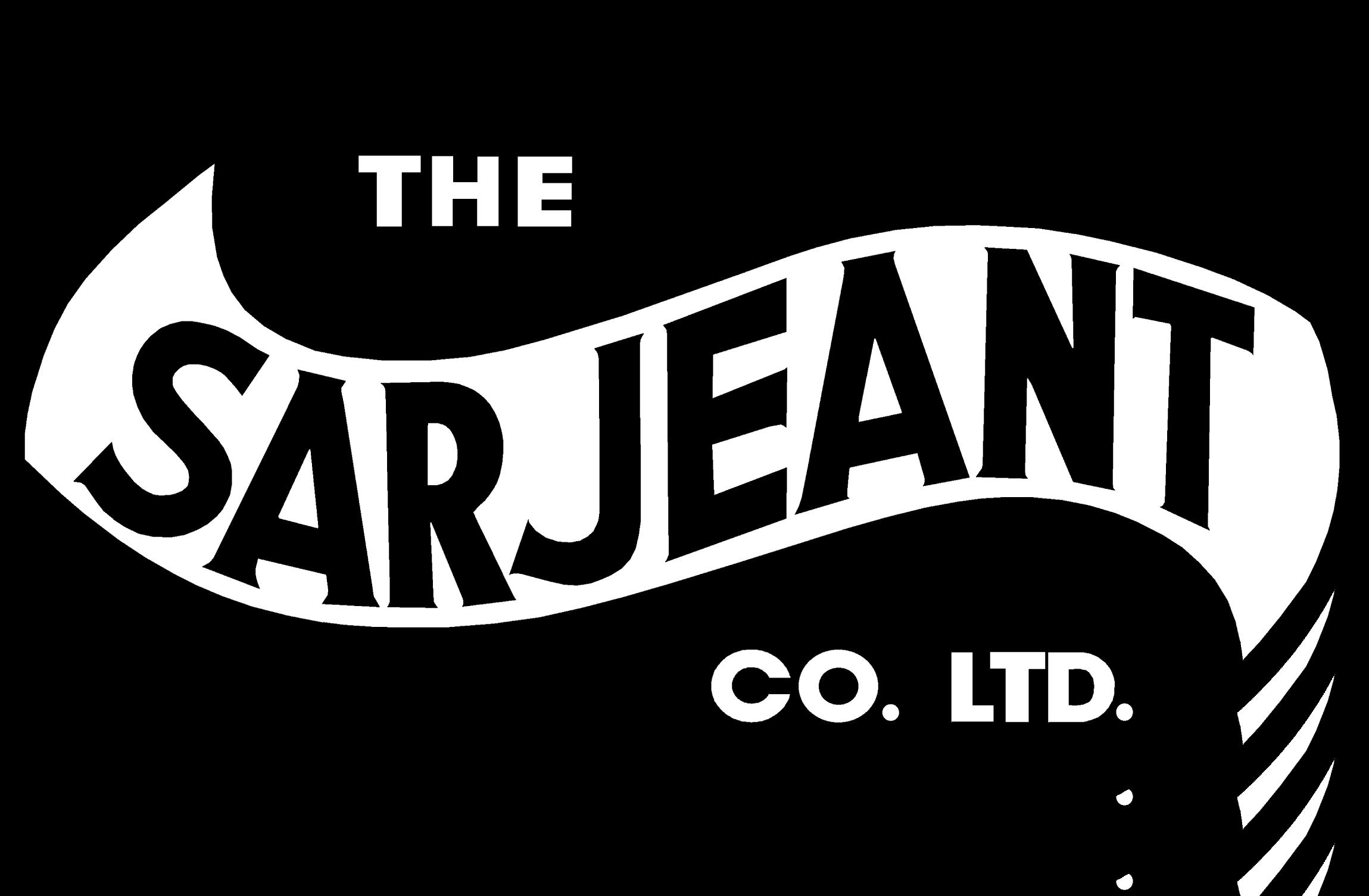 The Sarjeant Company logo