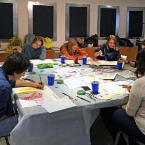 Special W-Edge Workshop with Exhibiting Artist Tammi Campbell