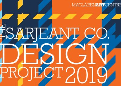 The Sarjeant Co. Design Project 2019