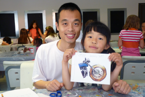 Father's Day Family Workshop