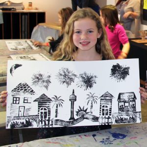 Prints that Pop! PA Day (ages 6 to 11) (SCDSB and SMCDSB)