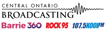 Central Ontario Broadcasting logo