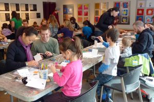Carnegie Days Family Workshop