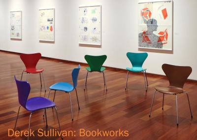 Derek Sullivan: Bookworks