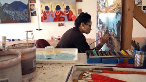 Art for Lunch: Gallery Tour with Pamela Phatsimo Sunstrum