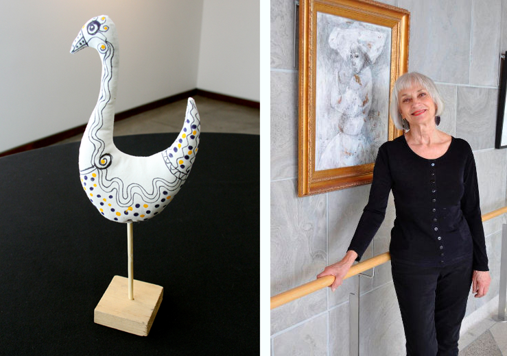 Art Party: Soft Sculpture with Ingi Gould