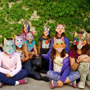 Mystical Beasts Art Camp (ages 6 to 9) – CANCELLED