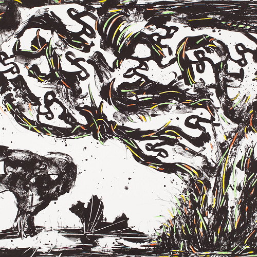 Thumbnail of Trees, 1969-97 by artist Sorel Etrog