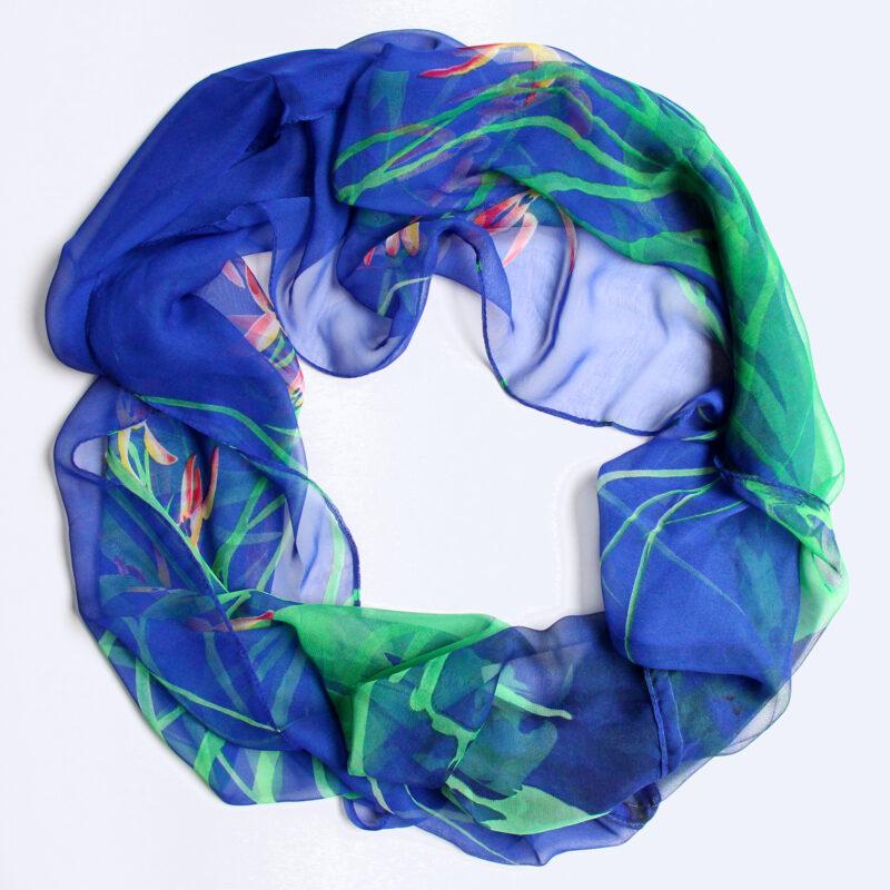 Infinity scarf by Halina Shearman Designs